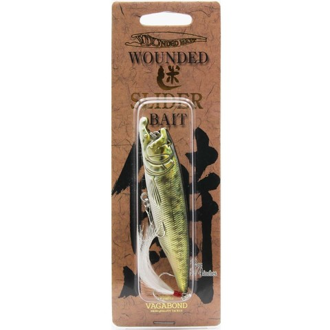 Воблер Vagabond Wounded Slider Bait / Large Mouth Bass