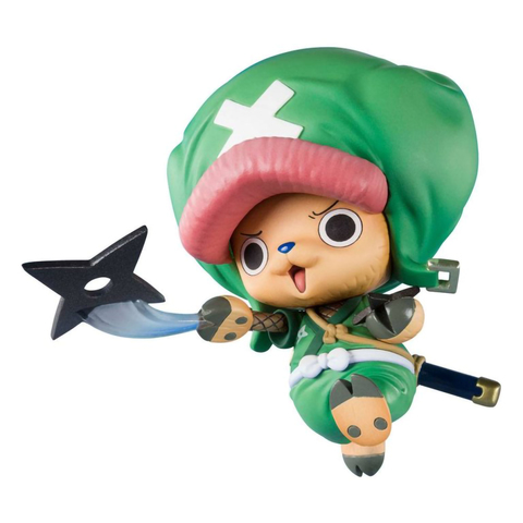 Фигурка Figuarts ZERO - One Piece Tony Tony Chopper Chopperemon (Wano Country Arc)  || Чоппер