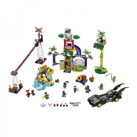 LEGO Super Heroes: Джокерленд 76035 — Jokerland — Лего Супергерои ДиСи