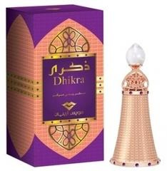 Духи натуральные масляные  DHIKRA / Дикра / жен / 10 мл /ОАЭ/ Swiss Arabian