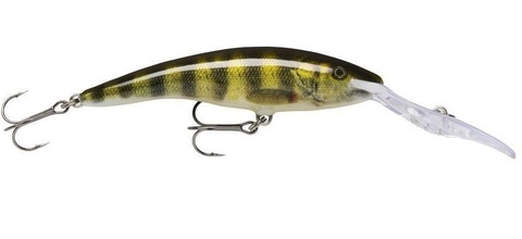 Воблер RAPALA Deep Tail Dancer 13 см, 42 г, цвет PEL