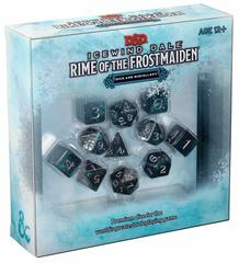 Icewind Dale: Rime of the Frostmaiden Dice and Miscellany