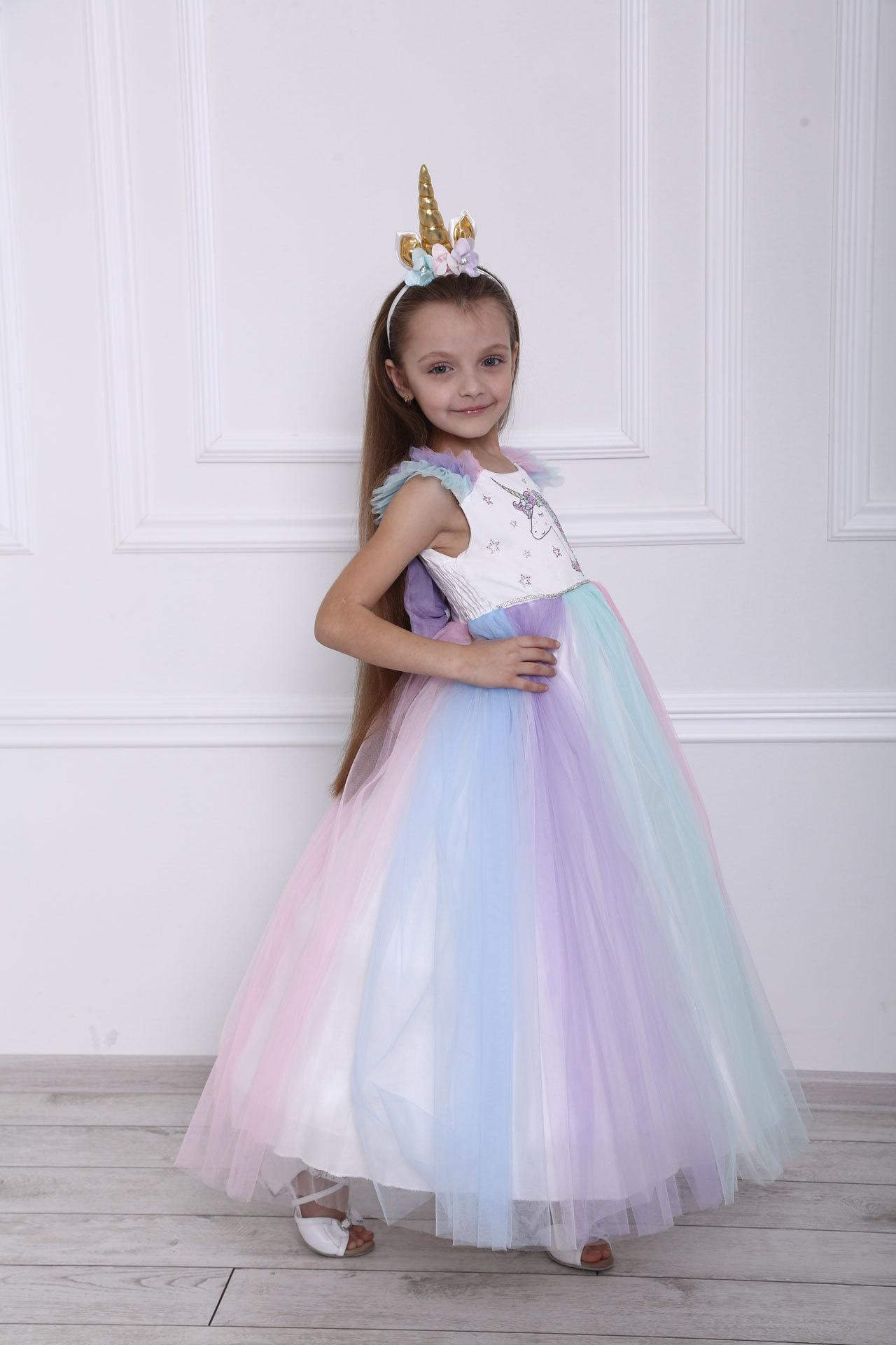 Платье для девочки Seker, 3357