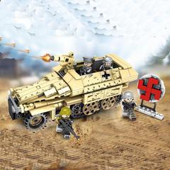 Конструктор серия Армия Немецкий бронетранспортер 251