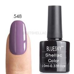 Гель-лак Bluesky № 40548/80548 Lilac Longing, 10 мл