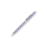 Шариковая ручка Cross Century Classic Colours Gingham фиолетовый в клетку (AT0082-68)