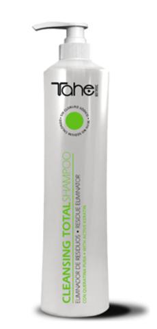 BOTANIC CLEANSING TOTAL SHAMPOO 800 ml Шампунь c кератином для глубокого очищения волос 800 мл