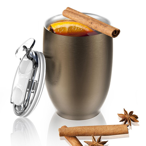 Уценка! Термокружка Asobu Imperial beverage (0,3 литра) коричневая