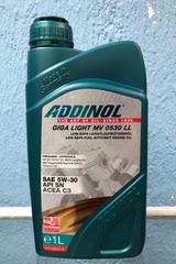 ADDINOL GigaLight mv0530LL 5W30 1л