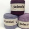 Maccheroni Art - сиренево-лиловый гамма
