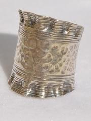 Сиртаки ( кольцо из серебра)
