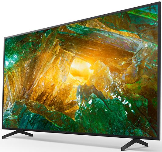 4K телевизор Sony Bravia KD-65XH8096 в Sony Centre Воронеж