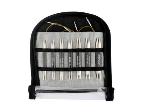 """Набор """"Special Interchangeable Needle Set"""" укороченных съемных спиц """"Karbonz"""", KnitPro, 41618"""
