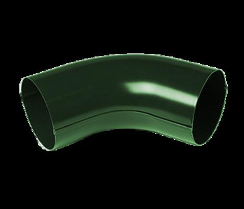 Колено 60° сливное металлическое МеталлПрофиль МП Престиж 125 х 100