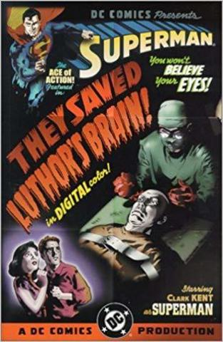 Superman: They Saved Luthor's Brain! TPB