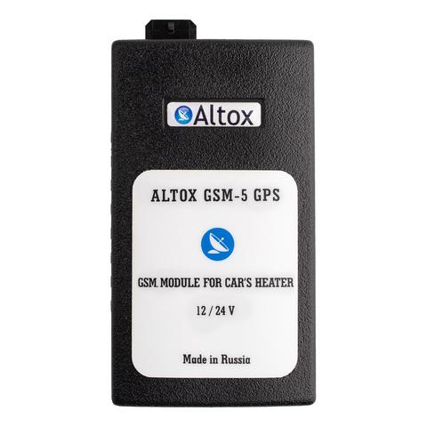 GSM модуль Altox GSM-5 GPS