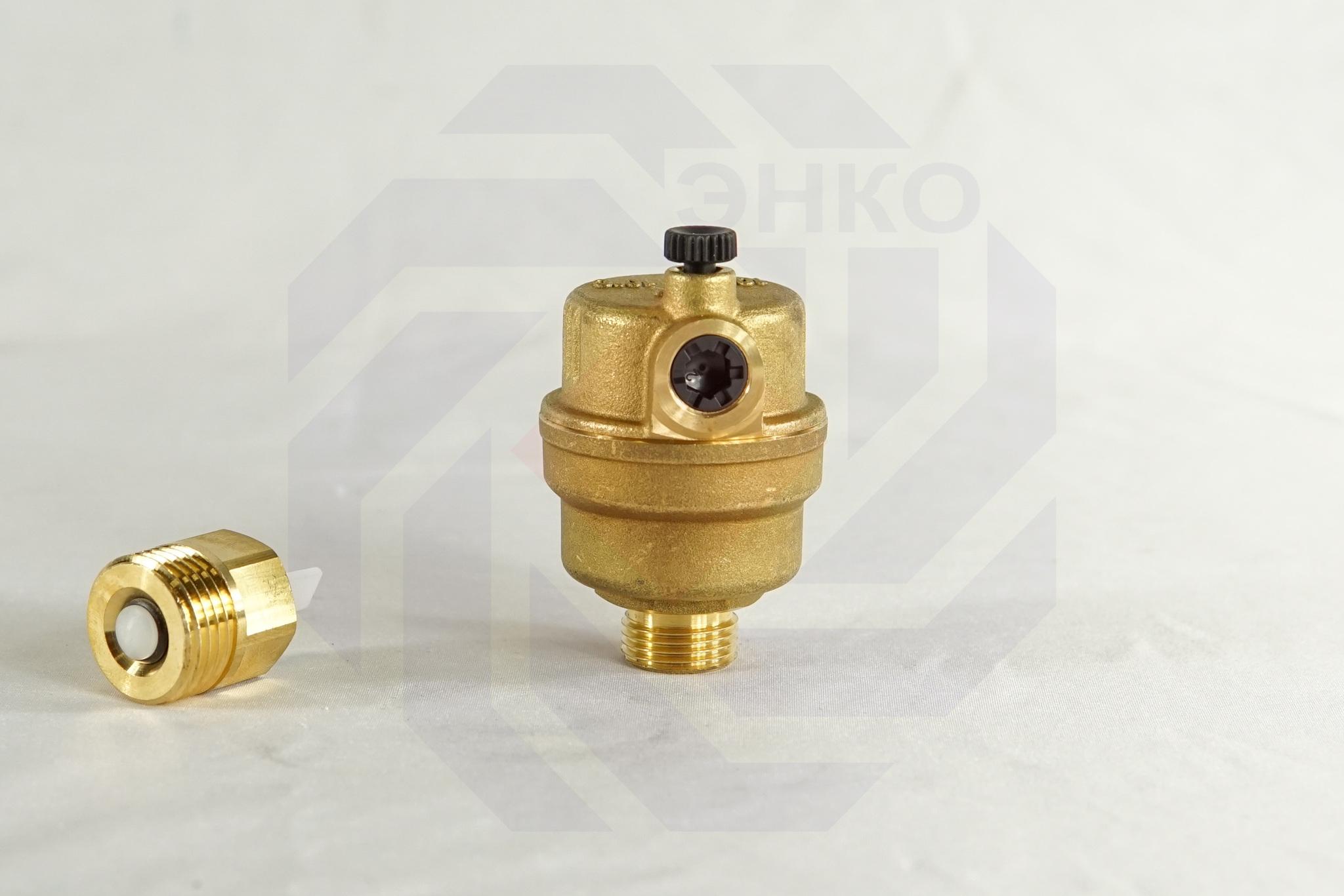 Клапан сброса воздуха автоматический WATTS MKVR  ½