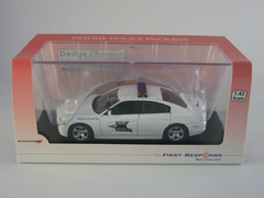 Dodge Charger Indiana State Police Polizei (US) 2012  First Response 1:43