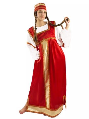 Карнавальный костюм Аленушка