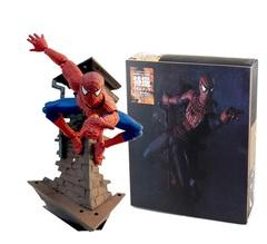 Человек-паук фигурка Супергероя Sci-Fi Revoltech № 039