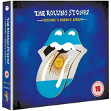 The Rolling Stones ‎/ Bridges To Buenos Aires (DVD+2CD)