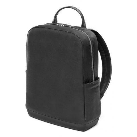 Рюкзак Moleskine Classic Leather ET74UBKBK черный натур.кожа