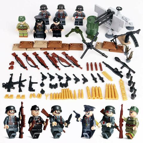 Минифигурки Военных Немецкая Армия серия 407