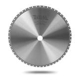 Твердосплавный диск для резки высокоуглеродистой стали MESSER. Диаметр 305 мм.