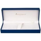 Перьевая ручка Waterman Hemisphere Deluxe Black CT в коробке (S0921090)