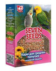 Корм для средних попугаев основной рацион Seven Seeds Special