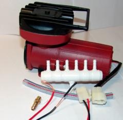 Комплектация компрессора Hailea aco-007