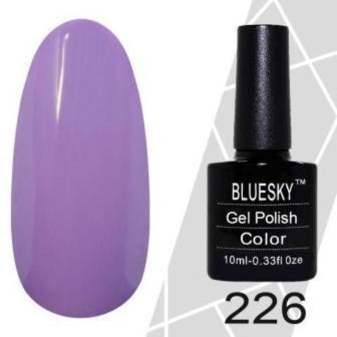 Bluesky, Гель-лак M226