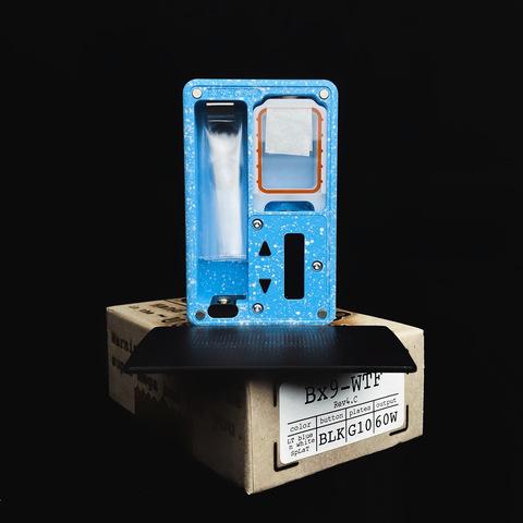 Billet Box Bx9-WTF