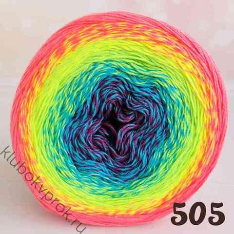 YARNART FLOWERS VIVID 505,
