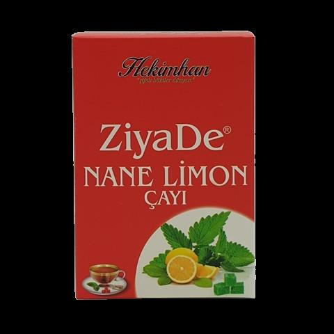 Чай прессованный мята и лимон HEKIMHAN, 170 гр