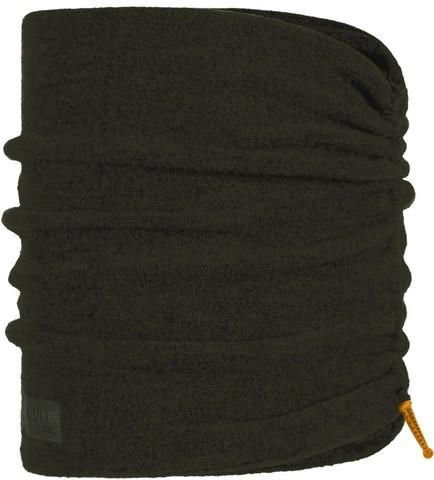 Шарф-труба шерстяной Buff Wool Fleece Khaki фото 1