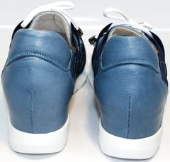 Женские летние кроссовки Ledy West 1484 115 Blue.