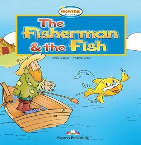 THE FISHERMAN AND THE FISH DVD