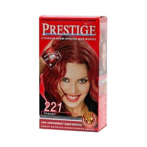 Краска для волос Prestige 221 - Гранат