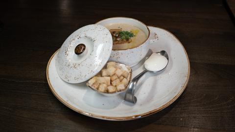 Крем-суп грибной 300г
