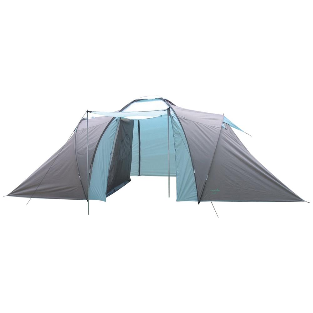 Палатка Green Glade Konda 6, 210х180х155+210х200х200+230х180х155 см