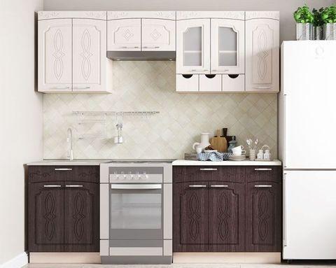Кухня ЛЕГЕНДА-4 2,1 м
