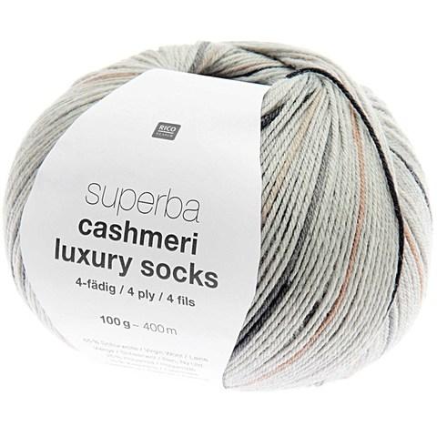Rico Cashmere Luxury Socks 006