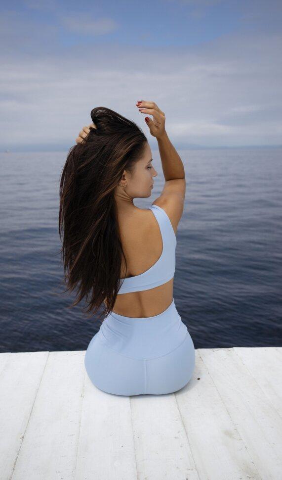 Шорты Shorts Basic Light Blue