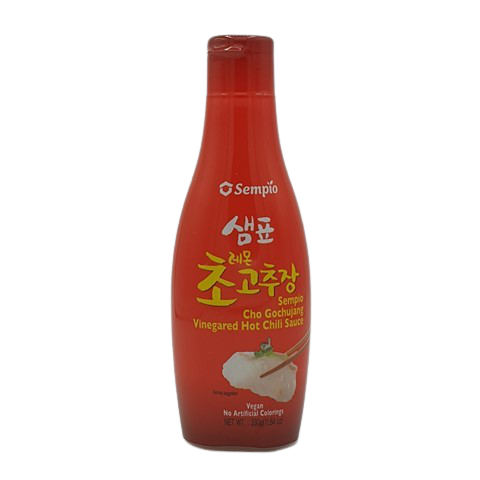 Перцовая паста с уксусом Чо Гочуджанг Vinegared Hot Pepper Paste SEMPIO, 330 гр