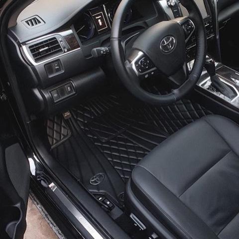 Коврики из эко-кожи Vestis для Toyota
