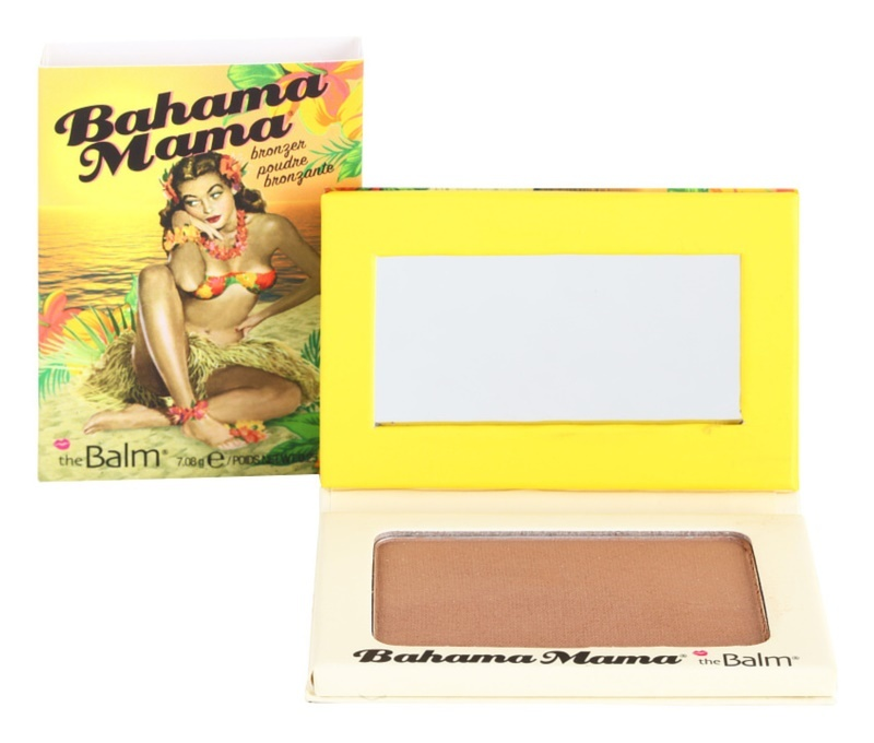 theBalm Bahama Mama компактный бронзатор 7г
