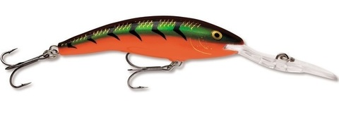 Воблер RAPALA Deep Tail Dancer 13 см, 42 г, цвет RDT