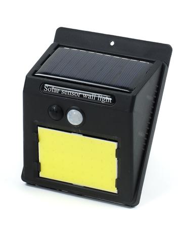 Светильник светодиодный SolarWallLight, солн. панель, датчик света   1/100