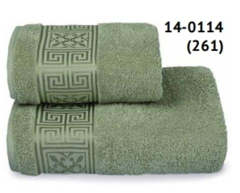 Полотенце махровое 50*90 ПЦ 2601-3495 цв.14-0114